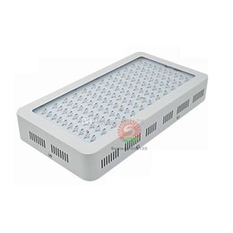 Wholesale Led Grow Lights Epistar - 100pcs Epistar 3W LED 300W 9 Band Full Spectrum LED Grow Lights Red Blue White UV IR Led Plant Growing Lighting Lamps AC85~265V