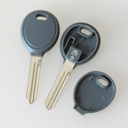 Wholesale Chrysler Key - New car key shell chrysler transponder key blank case FOB cover with high quality