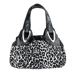 Sac à main d'impression coréenne en Ligne-Femmes PU cuir sac fourre-tout impression sacs à main sac à main mode coréenne belle