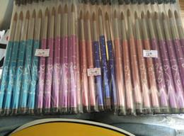 Wholesale Round Acrylic Brush - Wholesale- Round Sharp Metal Handle Nail Tool #4#6#8#10#12#14#16#18#20#22 Kolinsky Professional Diamond Painting Nail Acrylic Brush 1pcs