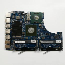 Placa madre original 2.13 GHz Core 2 Duo Intel Logic Board 820-2496-A para Apple Macbook 13''A1181 MC240 2009 desde fabricantes