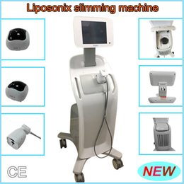 Wholesale Infrared Body Shaping - 2017 new arrival ultrasound lipohifu loss weight body shaping & slimming machines infrared 2 heads vacuum cellulite radio