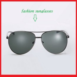Wholesale Variety Frames - Variety Of Polarized Fashion Sunglasses Europe And The United States Tide Metal 2017 New Men's Fashion Sunglasses Gls205