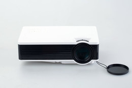 Wholesale hdmi input inch - Wholesale-WeJoy JX-23 1500Lumens Video Home Projector 150 Inches Display Support 1080P HDMI VGA USB SD AV input for Home Cinema