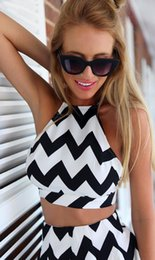 Wholesale Zebra Jumpsuit Women - Bodysuit Women Summer Jumpsuit Backless Sleeveless Strapless Bodysuits Zebra pattern Sexy Rompers Womens Jumpsuit Combinaison Femme