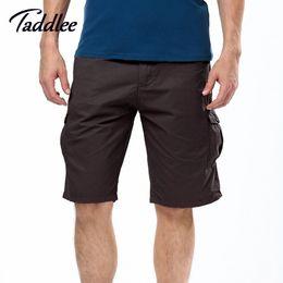 Wholesale Cargo Bottoms - Wholesale-New Man Multi-pocket Casual Cotton Shorts Male Men Workout Cargo Short Bottoms Leisure Straight Shorts Man Shorts Casual