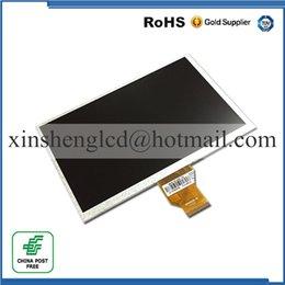"""Wholesale lcd screen display for gps - Wholesale- free shipping Best quality 9"""" Innolux LCD Screen panel Display for Tablet pc GPS MP4 MP5 AT090TN10 20000938-00"""