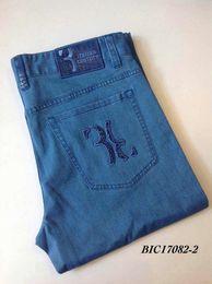 Wholesale Billionaire Italian Couture - Wholesale- Billionaire Italian Couture jean men's2017 new style comfort fashion soft fabric pretty designed gentleman free shipping