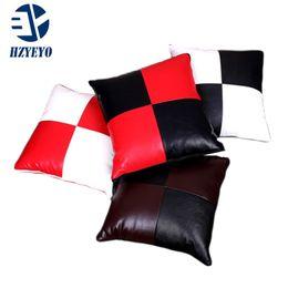 Wholesale Lumbar Support Massage Cushion - free shipping lumbar pillow tournure cushion car waist support chair cushion massage cushion ,expansion is a quilt