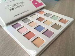 Wholesale I Pro - LORAC I Love Brunch PRO Palette EyeShadow palette 16 colors eye shadow naked tarte kkw kylie mua mor beauty DHL free Shipping