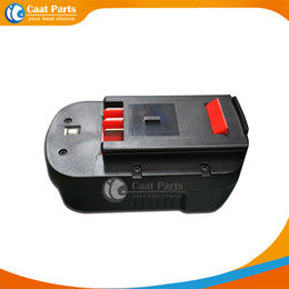 Wholesale 18v Tool Battery - Wholesale-NEW replacement,power tool battery plastic case and hardwares for Black & Decker 18V 244760-00 A18 HPB18 HPB18-OPE Firestorm A18