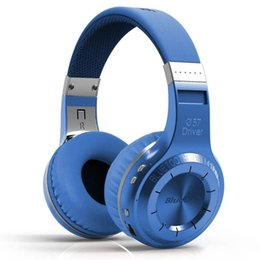 Wholesale Handsfree Bluetooth Stereo Bluedio - Bluedio HT(shooting Brake) Wireless Bluetooth 4.1 Stereo Headphones built-in Mic handsfree for calls and music streaming free shipping