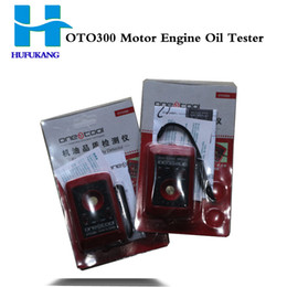 Wholesale Engine Gas - Wholesale- OTO300 Motor Engine Oil Tester - trucks, tractors, boats, mowers, ATVs, motorcycles any gas or diesel four stroke engine
