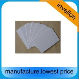 Wholesale sticker paper for cars - Wholesale- UHF RFID Paper Sticker Tag for Car Parking