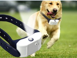 Wholesale Tools For Spraying - New Version Anti-Bark Spray Collar Pet Citronella Rechargeable No Bark Training Tool Gentle Spray Collar for Small Medium Large Dogs OEM