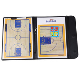 Novos treinadores de treinamento de basquete prancha de transferência seca apagar w / placa de estratégia de basquete marcador táticas versão de luxo ISP de Fornecedores de brinquedo de carro de madeira atacado