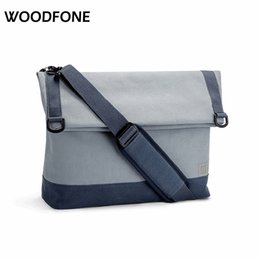 Wholesale Notebook Body - Wholesale- 2016 New Original Oneplus Business Travel Shoulder Bag Diagonal Package Applies To 13 inch Notebook Stylish Office Worker
