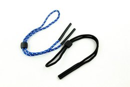 Wholesale Sport Eyeglasses String - Sport Sunglasses Eyeglasses Cord String Retainer Safety Strap Eyeglasses Accessories Easy To Carry good quality popular