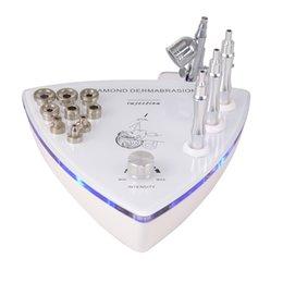 2 in 1 Mikrodermabrasionsmaschine mit Sauerstoffsprüher-Diamant-Dermabrasion für den Hauptgebrauch der Hautschalengesichtsreinigung DHL geben Verschiffen frei von Fabrikanten