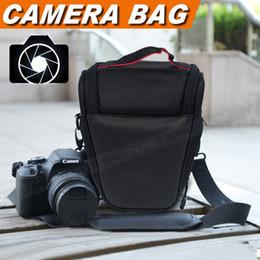 Argentina DSLR SLR Camera Bag Carry Case Lens Estuche para Canon EOS Nikon Sony Panasonic cheap camera bags for dslr Suministro