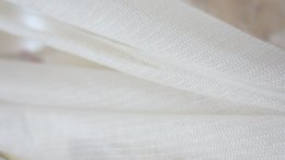 Wholesale Silk Tulle Fabrics - 100% SILK TULLE IVORY 30GSM 140CM BEST QUALITY CHINESE SILK FABRICS IN COMPETITIVE PRICES PREDATEX SILK STRONGLY RECOMMENDED ITEM