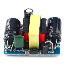 Módulo regulador de tensão on-line-Freeshiping 10 pcs AC DC Power Supply 110 V 220 V para 5 V 700mA 3.5 W Interruptor de Comutação Buck Converter Regulado Step Down Voltage Regulator Module