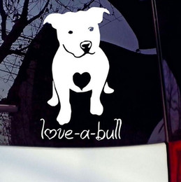 Wholesale White Decals - 15*9cm Reflective Car Stickers bull Decal cover anti scratch for car body Light brow front back door bumper window rearview mirror