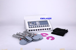 Wholesale Electronic Muscle Stimulation Machines - Best Selling Products Electronic Muscle Stimulation Physiotherapy EMS Muscle Stimulator Reduce Weight Slimming Machine For Home Use