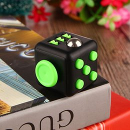 Wholesale Popular Science - 2017 Fidget cube New Popular Decompression Toy Fidget cube the world's first American decompression anxiety Toys Free shipping In stock