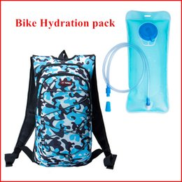 Wholesale Lightweight Duffel Bags - Hydration pack with 2L Bladder for Running Hiking Riding Hiking Camping Cycling Climbling Biking - Lightweight Backpack for Runner Out out1