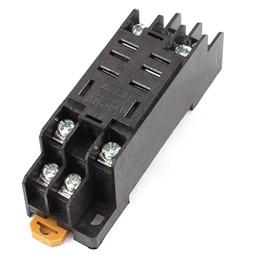 PTF08A Presa relè a 8 pin Base in rame spesso 10A Mini socket Base per LY2 HH62P da