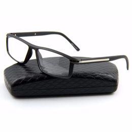 Wholesale Plastic Optical Lens - P8178 optical frames Specially designed for men's business prescription glasses