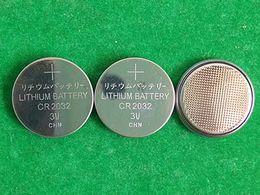 Argentina AG3 LR41 Baterías de botón de 1.5V sin mercurio, celda de moneda de litio 3V CR2032 CR2016 CR2430 CR1620 Suministro