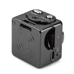 Wholesale Usb Camera Outdoor - SQ8 Mini Camera Recorder HD Motion Sensor Micro USB Camera Full HD 1080P Kamera DV 720P DVR SQ8 Infrared Night Vision Camera AT