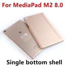2019 huawei mediapad m2 Wholesale- Custodia per Huawei MediaPad M2 8.0 Cover protettiva Smart cover Tablet per HUAWEI M2-801W M2-803L M2-802L Custodia in pelle 801L PU sconti huawei mediapad m2