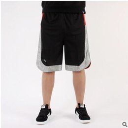 Wholesale Running Numbers - 2017 Summer Brand Men Flying players Number 23 GOD short pants T-shirt Running Basketball Breathable Quick-Drying basketball short