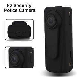 2019 polizeikörper kameras Full HD 1080P Nachtsicht Mini DV 140 ° Weitwinkel Sicherheitspolizei Kamera Videorecorder Körper Kamera Schleife Aufnahme schwarz