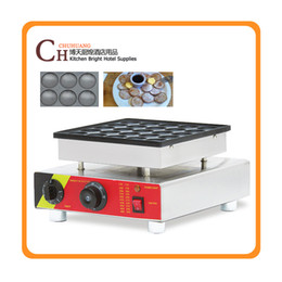Wholesale Products For Promotion - Promotion price best sell new product Electric Poffertjes Grill pancake 25 holes for sale