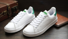 Wholesale Up Closer - Hot!classic style Stan Smith shoes men's women casual shoes 36-44 white musial Stan Smith skateboard shoes