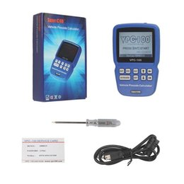 Wholesale Saab Key Programmer - VPC-100 Hand-Held Vehicle PinCode Calculator with 300+200 Tokens VPC100 Pin Code Calculator Reader VPC 100 Auto Key Programmer