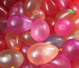 Wholesale Fill Water Balloons - Water Balloon Frozen Magic Balloons Amazing children bomb Balloons Fill 100 balloons Per Minute Summer Toys