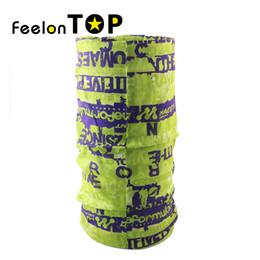 Wholesale Ring Force - Wholesale- Multi-function Tube Outdoor Real Print Elastic Force Windproof Hip Hop Scarf Veil Sniper Neckerchief Bandanas Headwear Headband