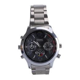 H dvr watch онлайн-Супер HD 2304x1296p обнаружения движения смотреть камеры H. 264 2K смотреть камеры 32 ГБ наручные часы безопасности DVR видеокамеры цифровой видеомагнитофон