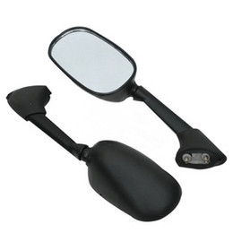 Wholesale Yamaha R6 Motorcycle - Motorcycle Rear View Mirrors for YAMAHA YZF-R1 2007-2008 YZF R6 2006-2007 Black Side