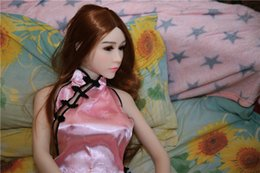 Wholesale Anus Female Sex Dolls - Real vaginal anus, high imitation human model, solid silicone doll, sex doll. Adult tools. Intelligent sound. Heating up