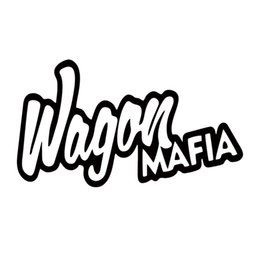 Wholesale Funny Car Graphics Stickers - Wagon Mafia Sti Window Sticker Funny Personality Car Styling Vinyl Decal Cool Graphics Decor JDM