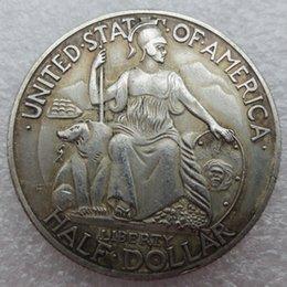 Wholesale Commemorative Half Dollar - 1935 San Diego Commemorative Half Dollars Copy Coins Hot Selling High Quality