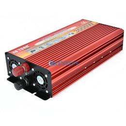 Wholesale Inverter Converter Charger - DHL 5PCS 3000W Aluminium Alloy Car Power Supply Inverter Charger Converter Adapter
