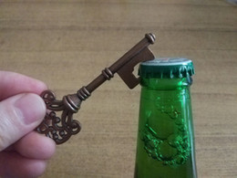 Wholesale Cheapest Stainless Steel Bottles - Cheapest!Novelty Keychain Key Design SUCK-UK Bottle Opener Portable Beer Bottle Opener Unisex Decorative carry-on SF express free shipping