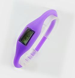 Wholesale Ion Manufacturer - Negative ion silicone pedometer pedometer silicone gift pedometer manufacturers wholesale fashion